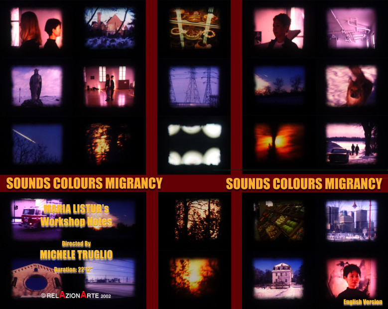 Sounds Colors Migrancy - Video